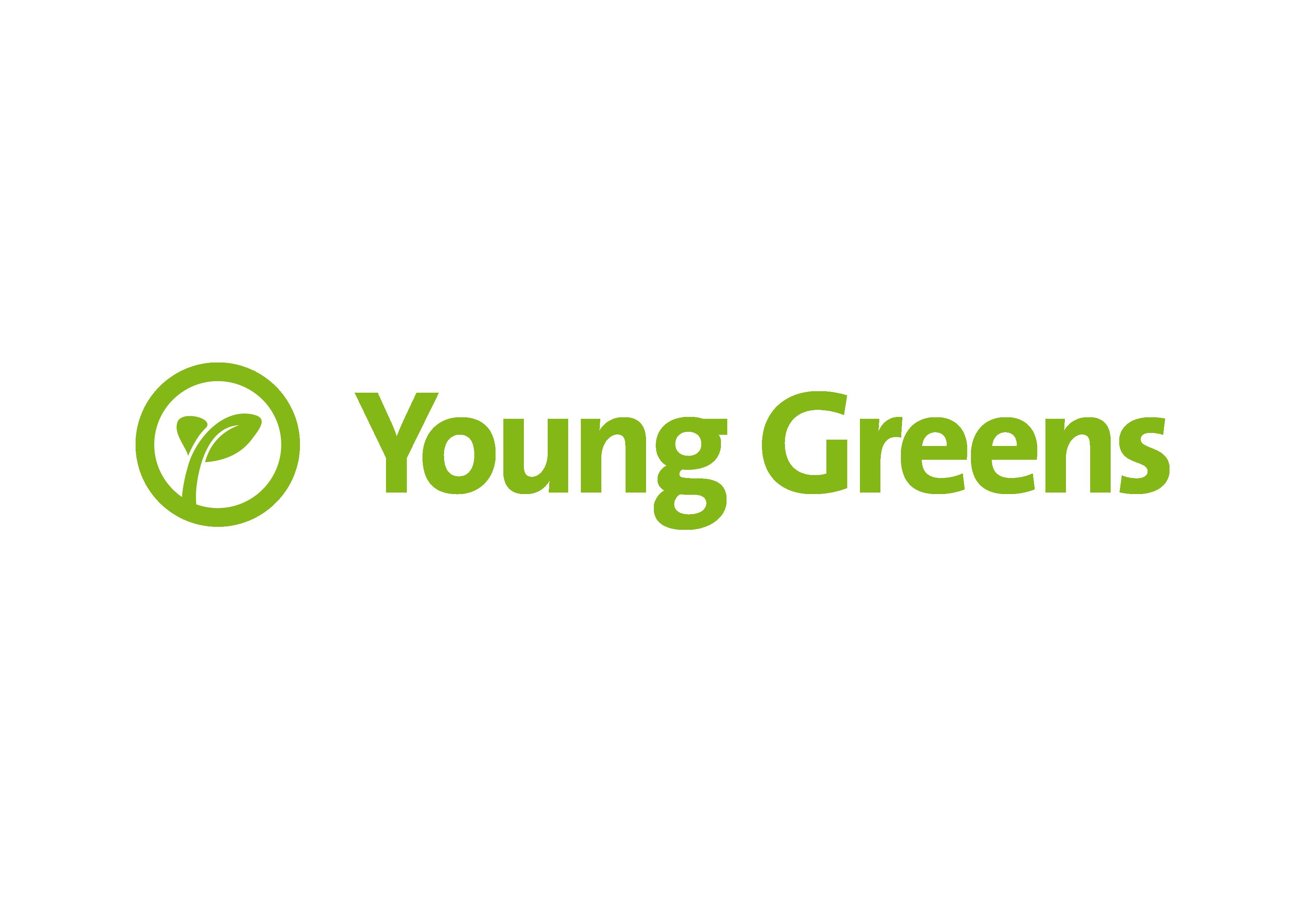 Young Greens Logo - Horizontal-01