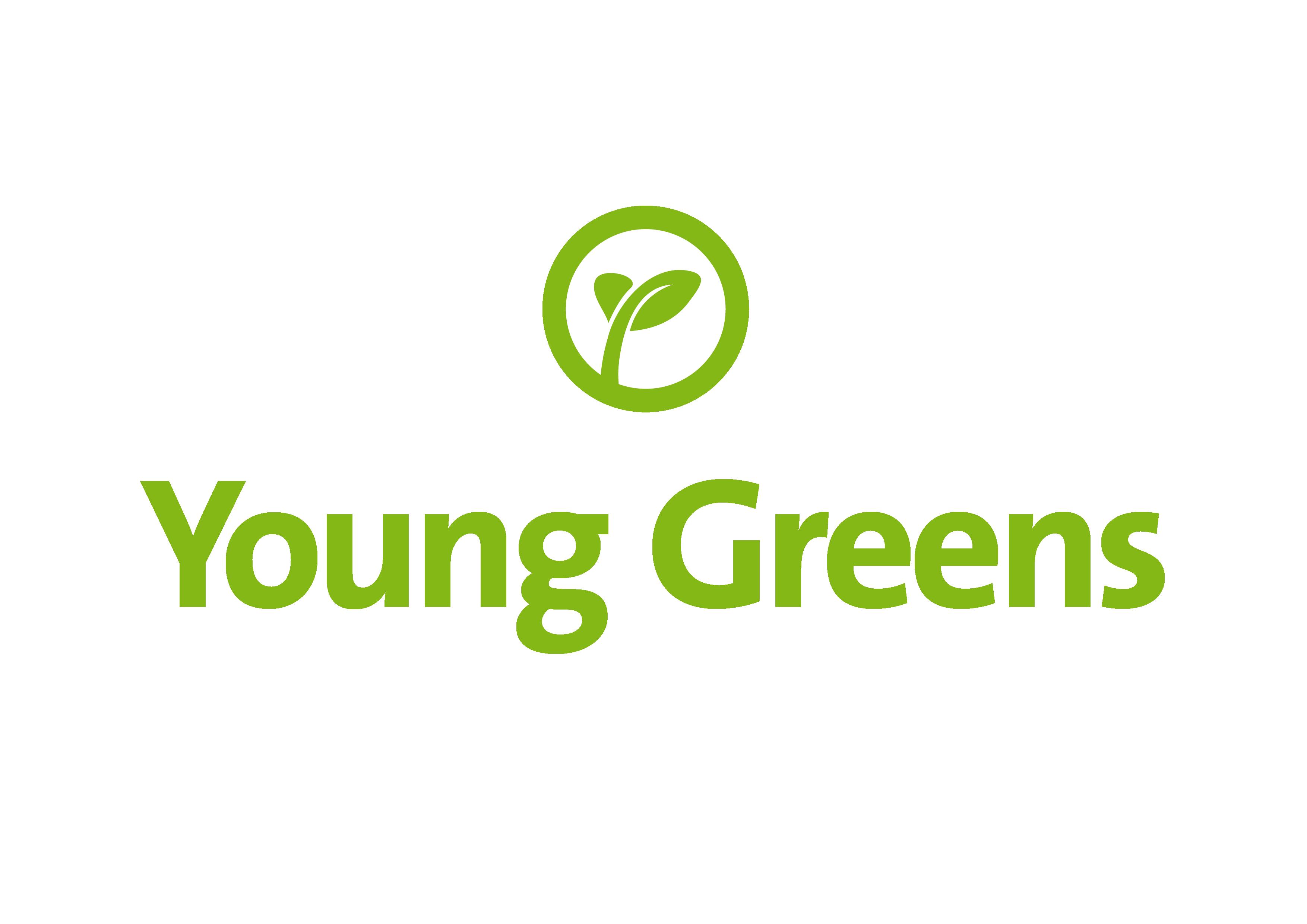 Young Greens Logo - Vertical sans Tagline-01