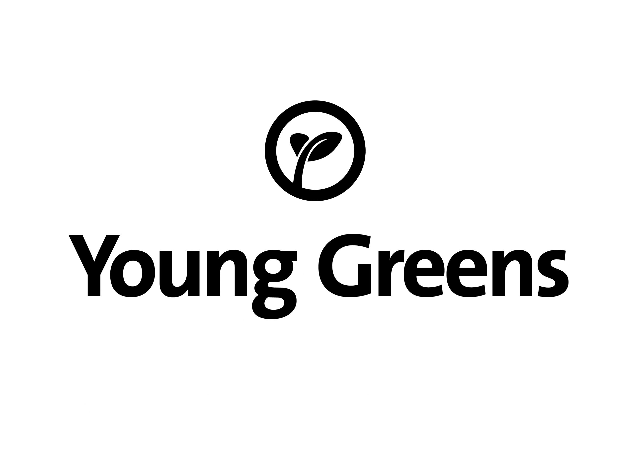 Young Greens Logo - Vertical sans Tagline-02