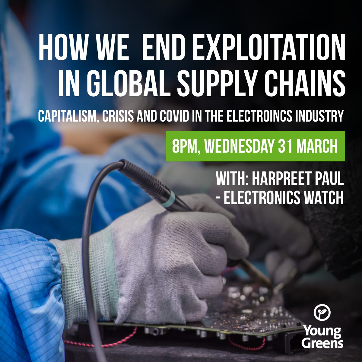 How we end exploitation in global supply chains